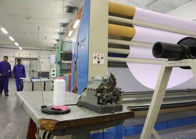 Water Repellant gazebo fabrics for printing